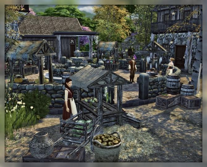 Market at Nagvalmi image 932 670x542 Sims 4 Updates