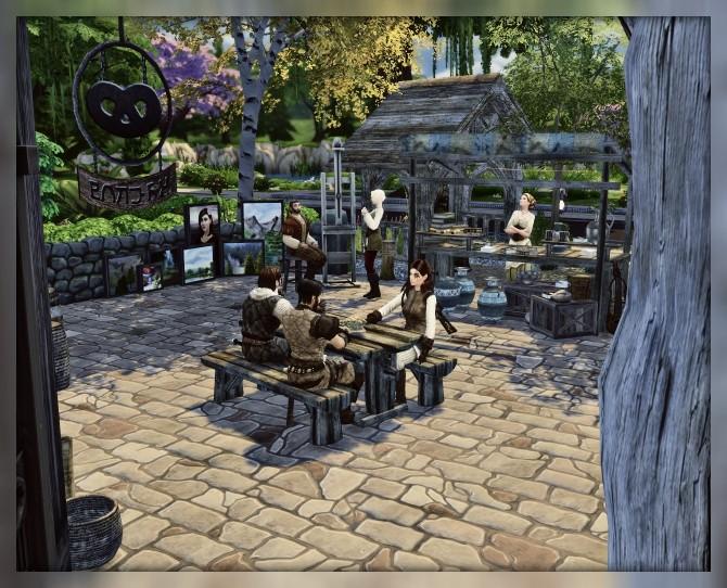 Market at Nagvalmi image 942 670x542 Sims 4 Updates