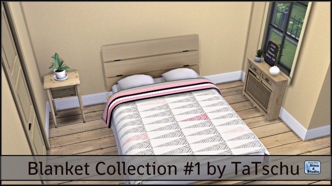 Blanket Collection #1 at TaTschu`s Sims4 CC image 9510 670x377 Sims 4 Updates