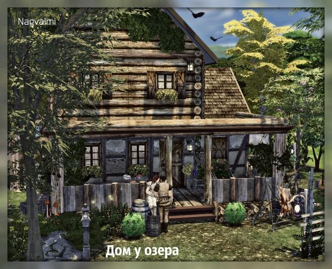 Sims 4 Lake house at Nagvalmi
