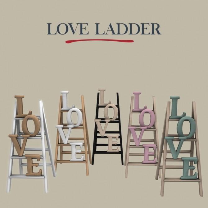 Sims 4 Love Ladder at Leo Sims