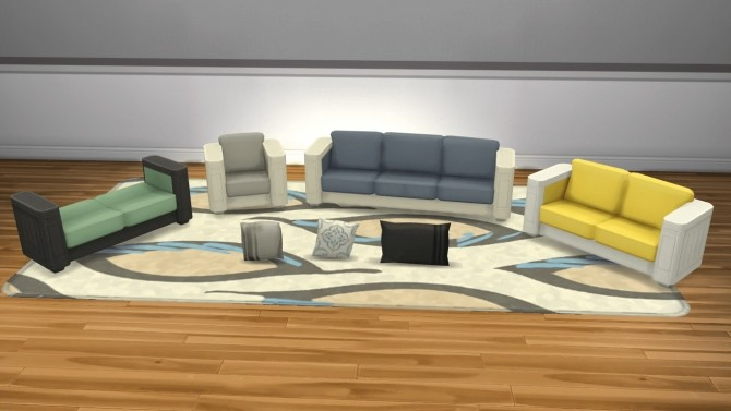 Parenthood Sofa Addons by MrMonty96 at Mod The Sims image 10210 670x377 Sims 4 Updates