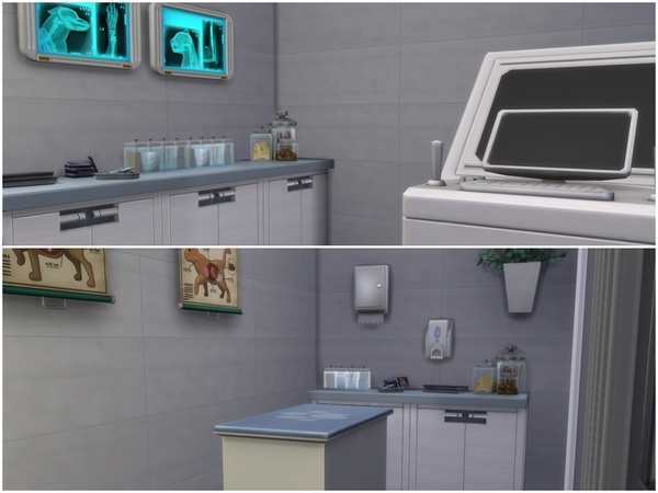 Sims 4 Small Animal practice by SalliUndercover at TSR