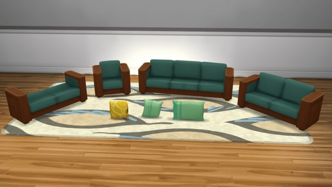 Parenthood Sofa Addons by MrMonty96 at Mod The Sims image 1058 670x377 Sims 4 Updates