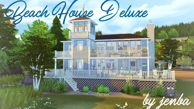 Beach House Deluxe at Jenba Sims image 10815 670x377 Sims 4 Updates