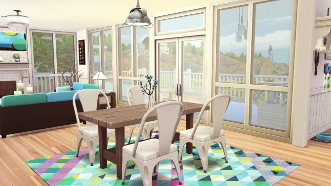 Beach House Deluxe at Jenba Sims image 11017 670x377 Sims 4 Updates