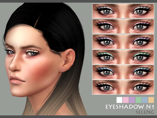 Eyeshadow N1 by Seleng at TSR image 1108 Sims 4 Updates