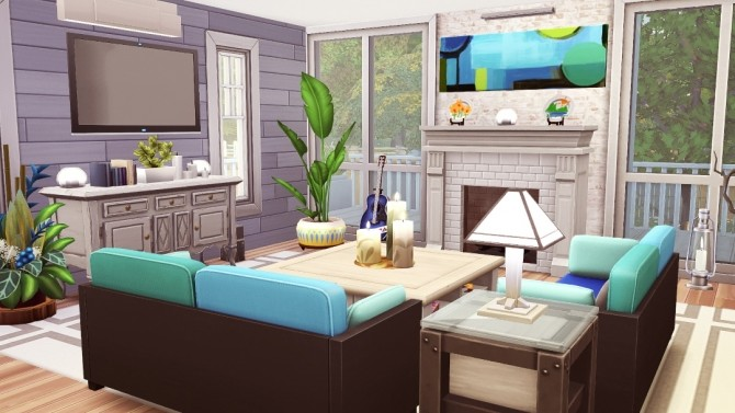 Beach House Deluxe at Jenba Sims image 11119 670x377 Sims 4 Updates