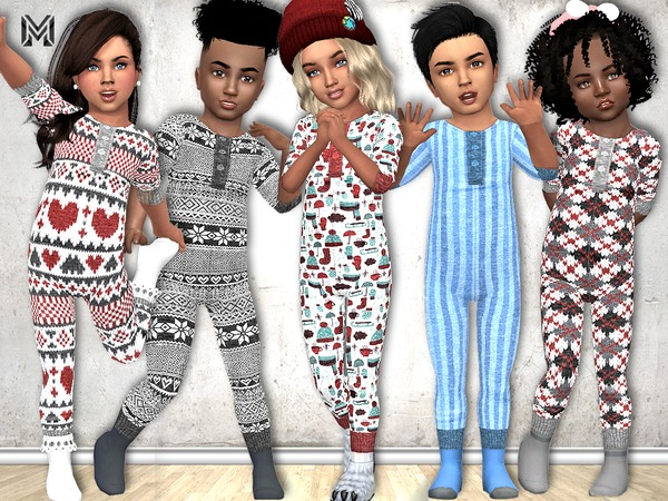 One Piece PJ N1 by MartyP at TSR image 11212 Sims 4 Updates