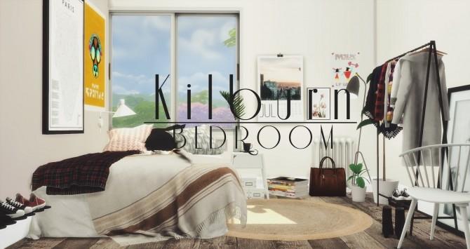 Kilburn Bedroom At Pyszny Design 187 Sims 4 Updates