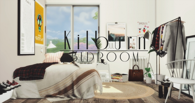 Kilburn Bedroom At Pyszny Design 187 Sims 4 Updates
