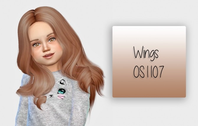 Sims 4 Wings OS1107 Toddler Version at Simiracle