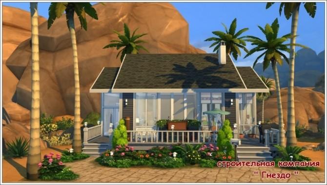 Amina house at Sims by Mulena image 1204 670x380 Sims 4 Updates