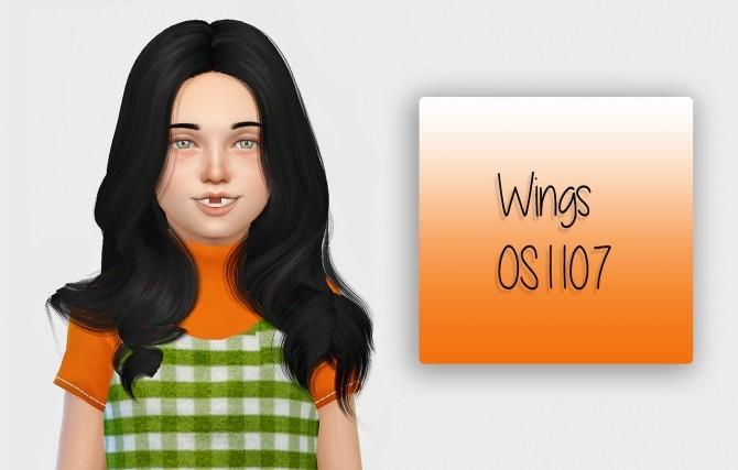 Sims 4 Wings OS1107 Kids Version at Simiracle