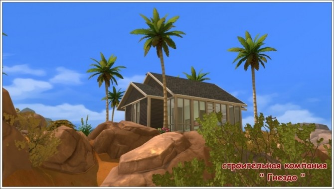Amina house at Sims by Mulena image 1223 670x380 Sims 4 Updates