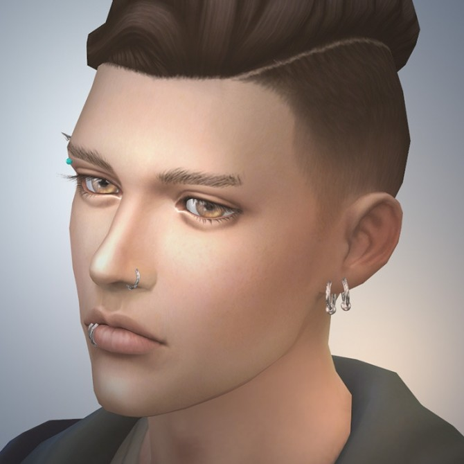 3D Lashes Uncurled Edition & HQ Updated at Kijiko image 1275 670x670 Sims 4 Updates