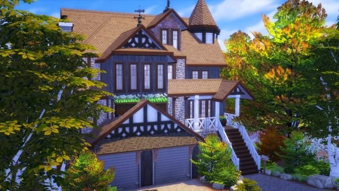 Sims 4 Victorian Farm at Akai Sims – kaibellvert