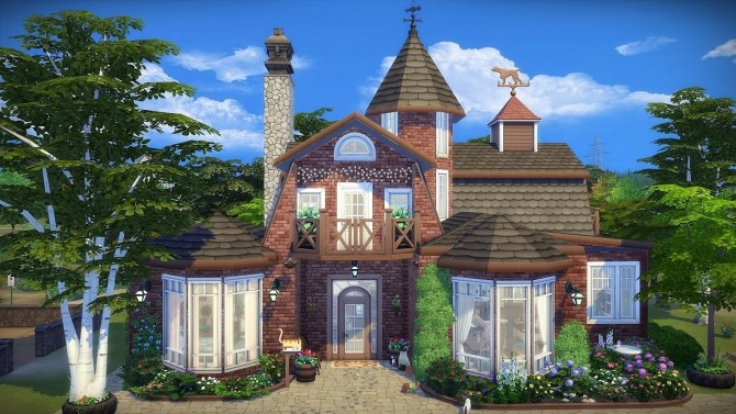 Cats & Dogs House at Frau Engel image 1425 670x377 Sims 4 Updates