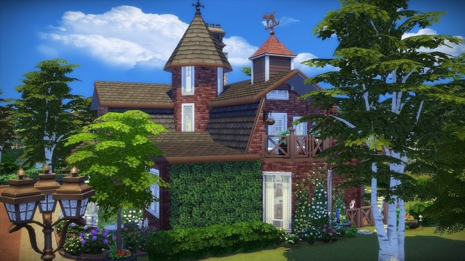 Cats & Dogs House at Frau Engel image 1444 670x377 Sims 4 Updates