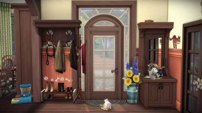 Cats & Dogs House at Frau Engel image 1454 670x377 Sims 4 Updates