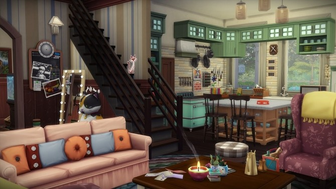 Cats & Dogs House at Frau Engel image 1464 670x377 Sims 4 Updates