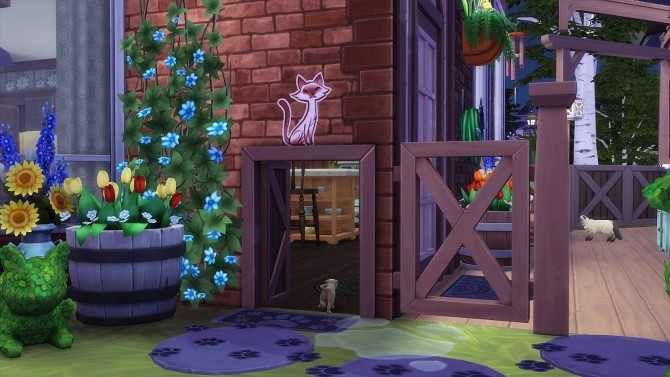 Cats & Dogs House at Frau Engel image 1504 670x377 Sims 4 Updates