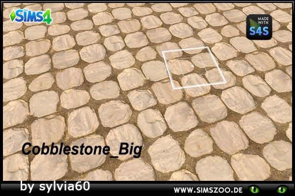 Cobblestone Big by sylvia60 at Blacky's Sims Zoo image 1553 Sims 4 Updates