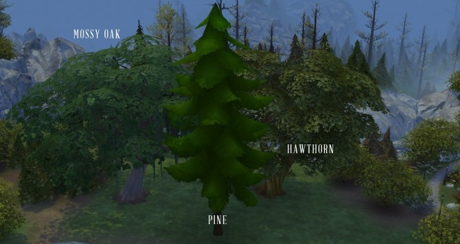 Ghoulish & Ghastly Vampire Pack Plants and Trees unlocked at Simsational Designs image 1561 670x355 Sims 4 Updates