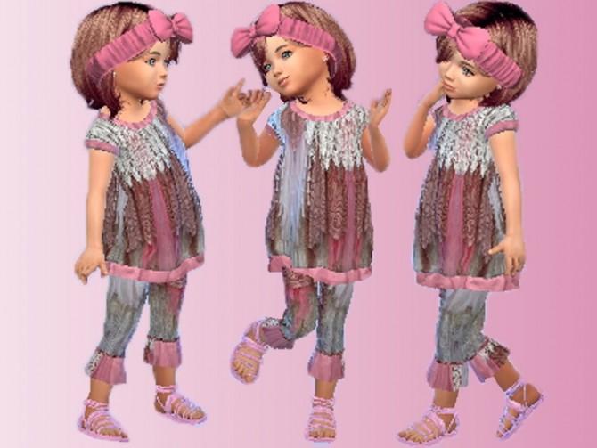 Sims 4 Boho set 02 at Trudie55