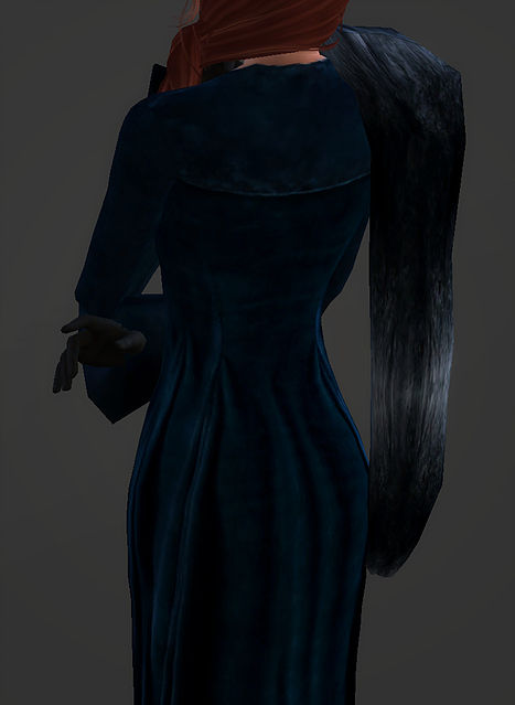Wardeness of the North outfit Sansa Stark at Magnolian Farewell image 1599 Sims 4 Updates