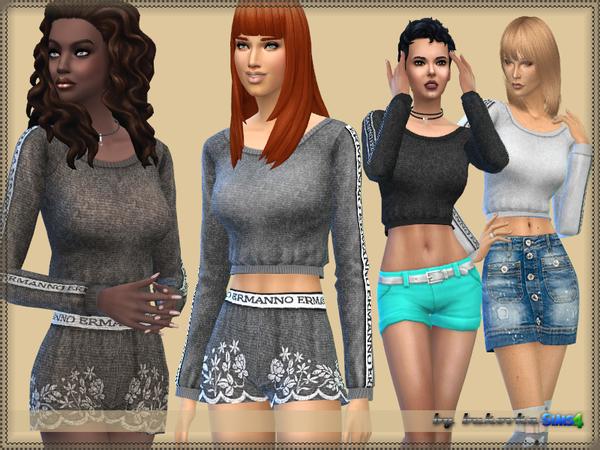 Sims 4 Top Ermanno by bukovka at TSR