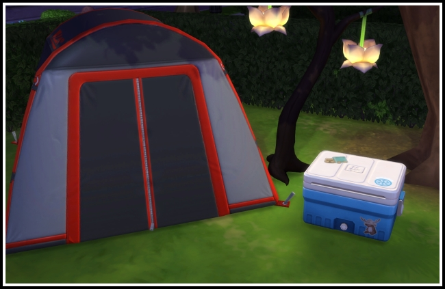 Sims 4 Cooler are now cooling at LittleMsSam