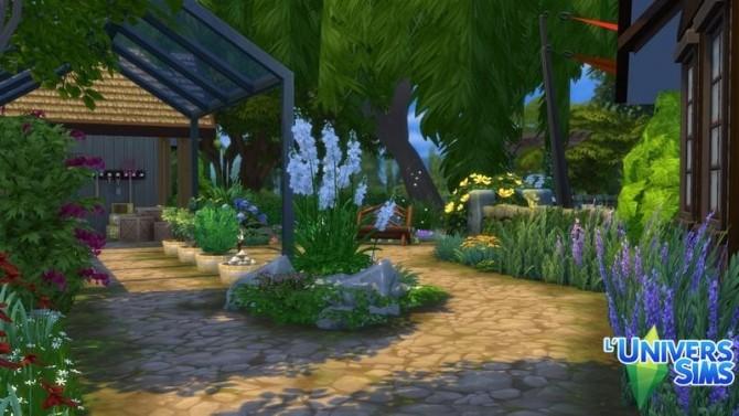 La Malancherie house by chipie cyrano at L'UniverSims image 1762 670x377 Sims 4 Updates