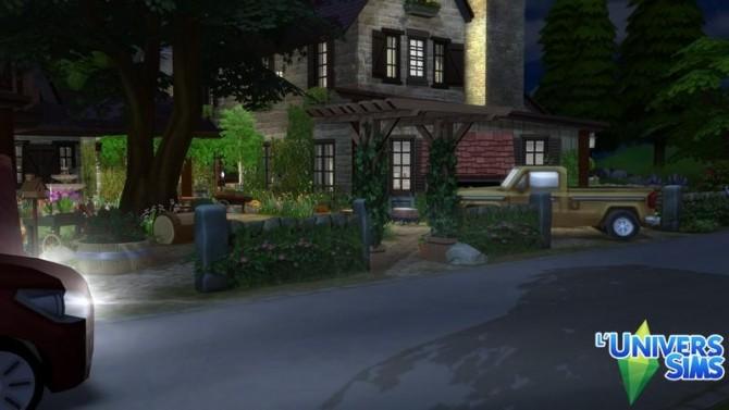 La Malancherie house by chipie cyrano at L'UniverSims image 1772 670x377 Sims 4 Updates