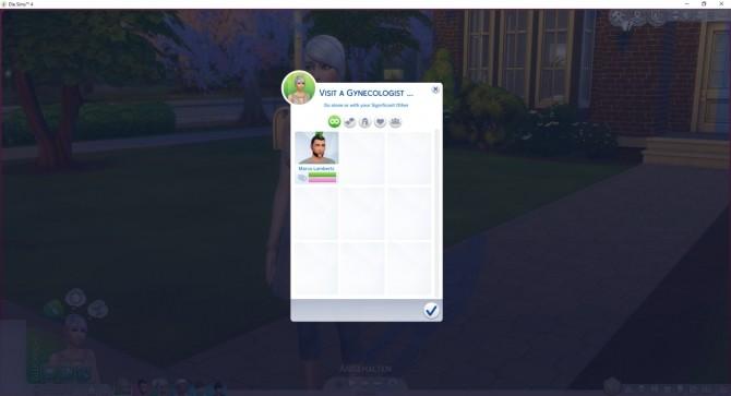Ultrasound Scan at LittleMsSam » Sims 4 Updates