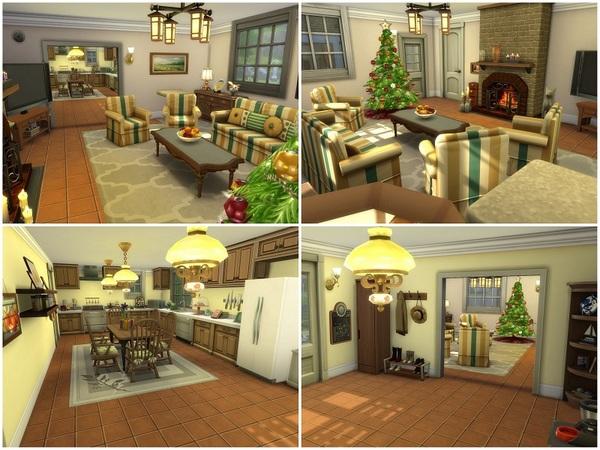 Sims 4 Tullyrahan Irish Farm by galadrijella at TSR
