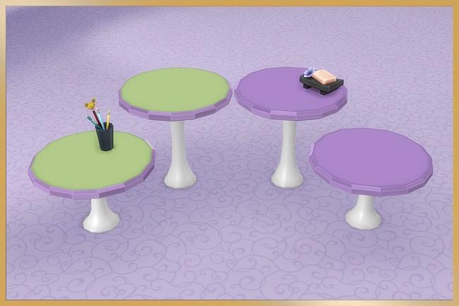 Sims 4 Set Reflekta by Cappu at Blacky's Sims Zoo