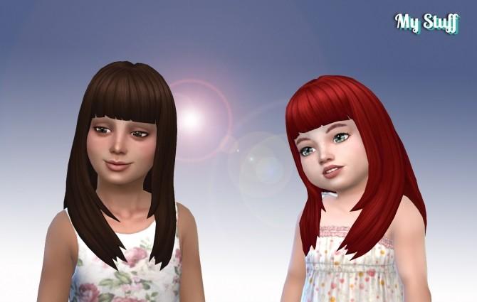 Bangs Hair Conversion at My Stuff image 1942 670x425 Sims 4 Updates