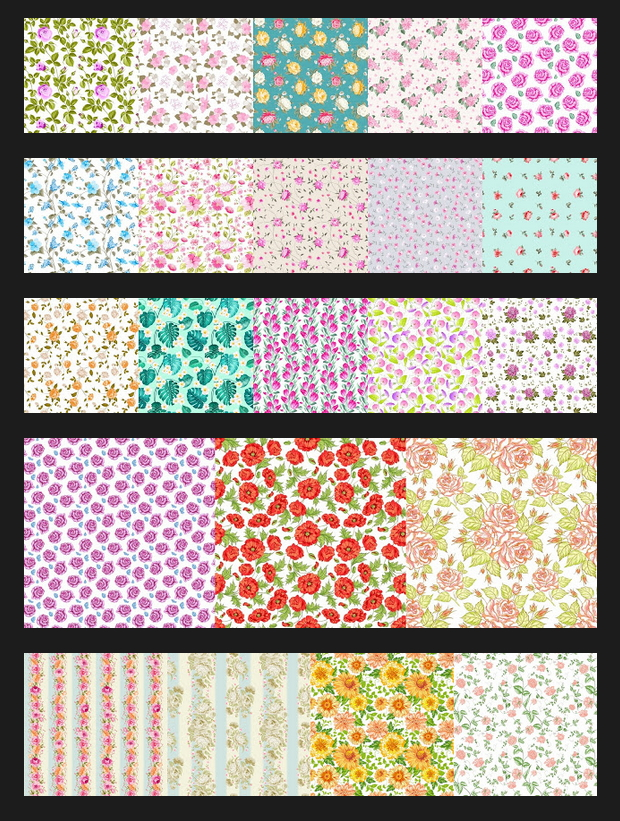 Little Flowers wallpapers at Annett's Sims 4 Welt image 2012 Sims 4 Updates