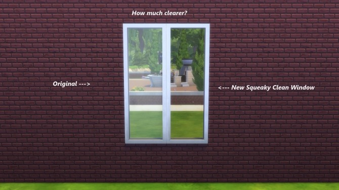 Squeaky Clean Windows by Snowhaze at Mod The Sims image 2054 670x377 Sims 4 Updates