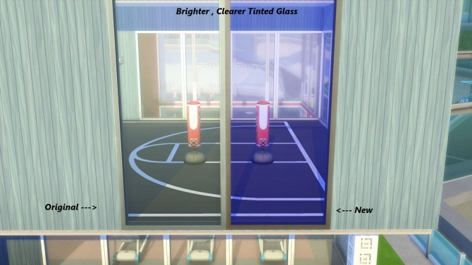 Squeaky Clean Windows by Snowhaze at Mod The Sims image 2064 670x377 Sims 4 Updates
