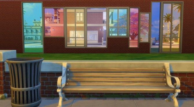 Squeaky Clean Windows by Snowhaze at Mod The Sims image 2084 670x372 Sims 4 Updates