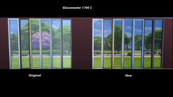 Squeaky Clean Windows by Snowhaze at Mod The Sims image 2094 670x377 Sims 4 Updates