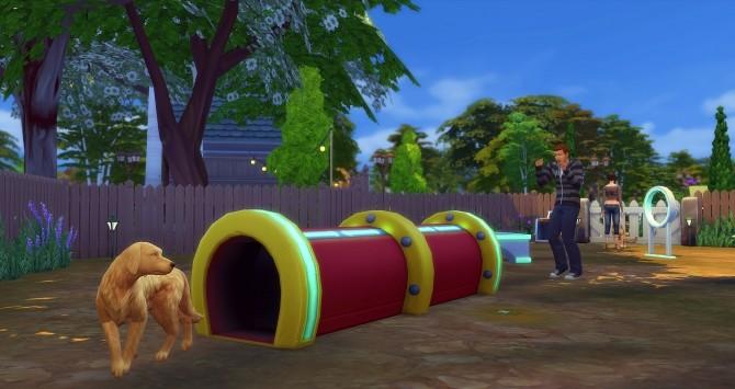 Sims 4 Patoune park at Studio Sims Creation