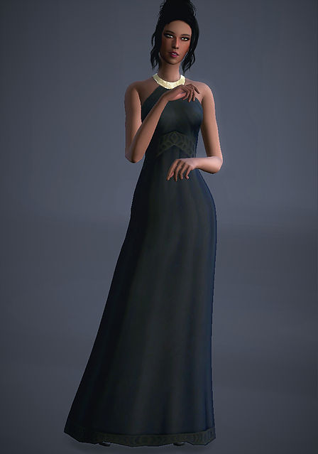 Artemis Gown at Magnolian Farewell image 221111 Sims 4 Updates