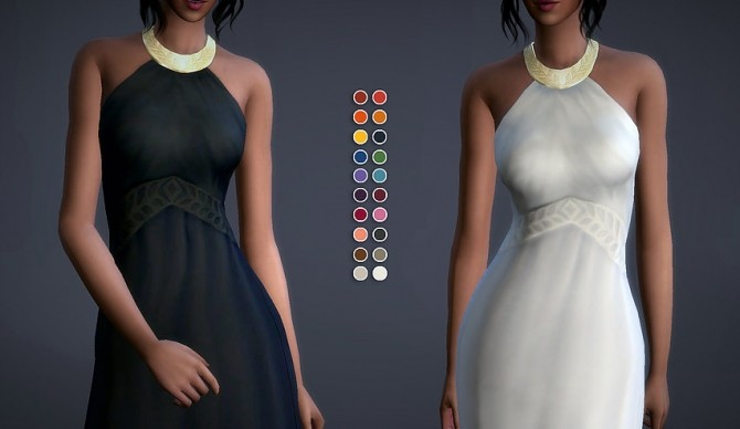 Artemis Gown at Magnolian Farewell image 2244 670x388 Sims 4 Updates