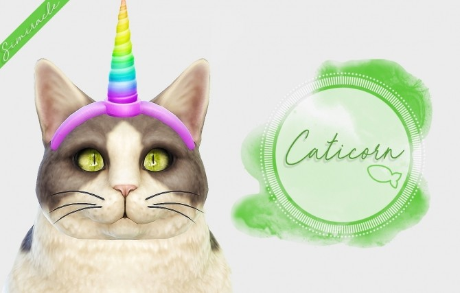 Caticorn at Simiracle image 2263 670x427 Sims 4 Updates