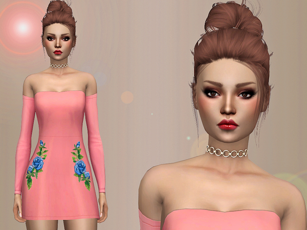 Adelynn Beverly by Margeh 75 at TSR image 2410 Sims 4 Updates