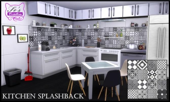 Kitchen Splashback by Sophie Stiquet at Les Sims4 image 2653 670x404 Sims 4 Updates