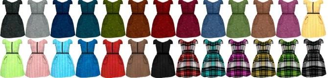 Mimisapje Summer Dress Conversion at Astya96 image 2672 670x159 Sims 4 Updates